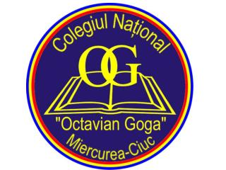 Colegiul National  Octavian Goga  Miercurea-Ciuc