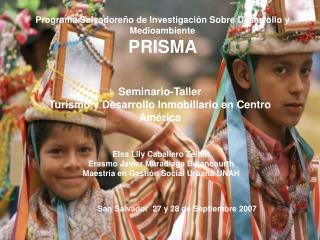 Seminario-Taller   Turismo y Desarrollo Inmobiliario en Centro Am rica