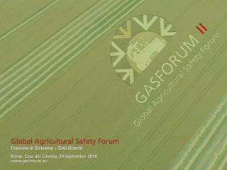 Strategie della Regione Toscana per la tutela dei lavoratori  nel comparto agricolo: piano mirato  Promozione della cult