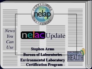 NELAC Update