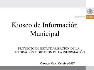 Kiosco de Informaci n Municipal