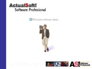 Divisi n software salud...
