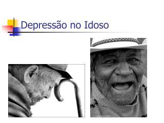 Depress o no Idoso