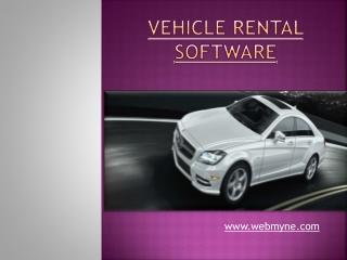Car rental programs