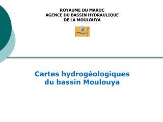 ROYAUME DU MAROC AGENCE DU BASSIN HYDRAULIQUE  DE LA MOULOUYA