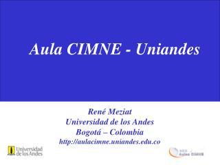 Universidad de los Andes   Bogot  - Colombia