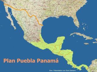 Plan Puebla Panam
