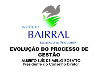 EVOLU  O DO PROCESSO DE GEST O