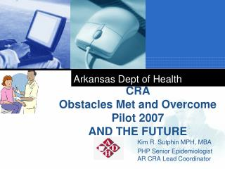 Arkansas Dept of Health