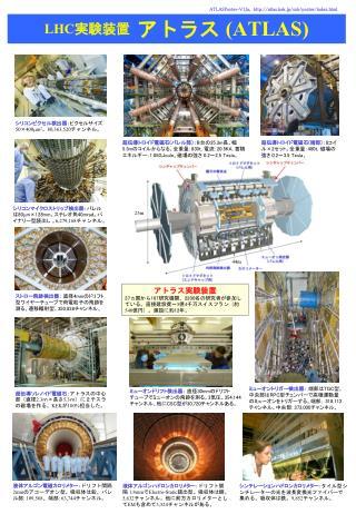 LHC   ATLAS