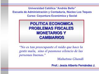 Prof.: Jes s Alberto Fern ndez J.