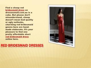 Choice of bridesmaid