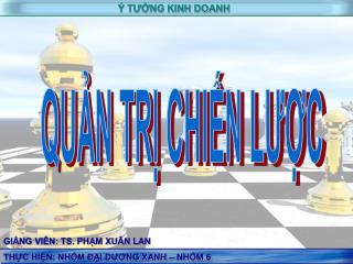 QUN TR CHIN LUC