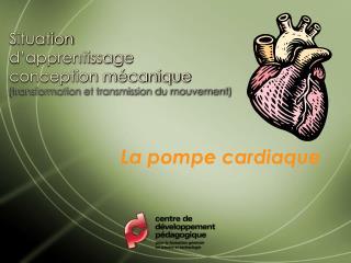 La pompe cardiaque