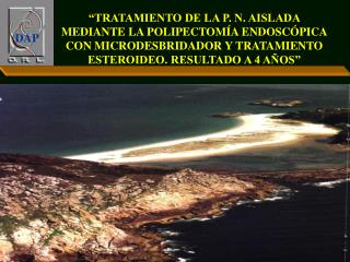 TRATAMIENTO DE LA POLIPOSIS NASAL  AISLADA MEDIANTE LA POLIPECTOM A ENDOSC PICA CON MICRODESBRIDADOR Y TRATAMIENTO T PI