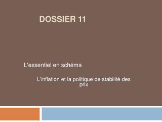 DOSSIER 11