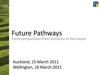 Future Pathways