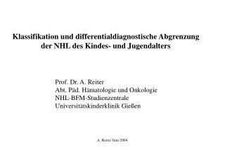 A. Reiter Juni 2004