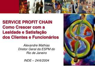 Alexandre Mathias Diretor Geral da ESPM do Rio de Janeiro  INDE   24