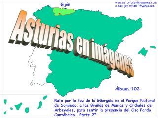 Asturias -  lbum 103