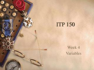 ITP 150