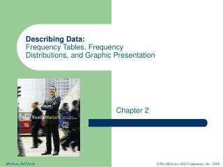 Describing Data: Frequency Tables, Frequency Distributions, and Graphic Presentation
