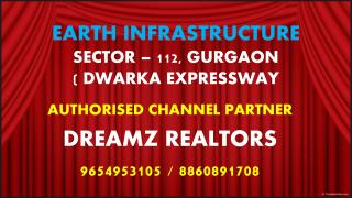 EARTH INFRASTRUCTURE SECTOR-112 GURGAON