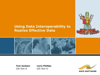 Interoperability of GIS and Microstation