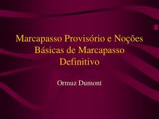 Marcapasso Provis rio e No  es B sicas de Marcapasso Definitivo