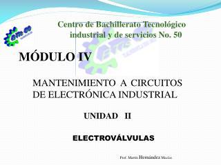 ELECTROV LVULAS