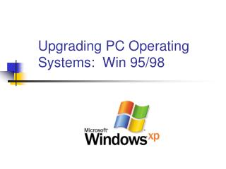 rading PC Operating Systems:  Win 95/98