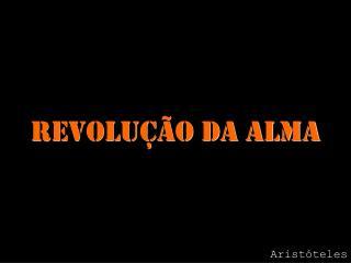 Revolu  o da Alma