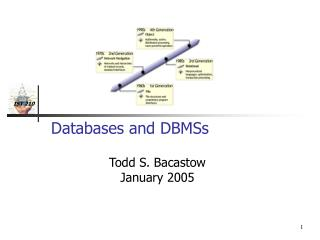 Databases and DBMSs