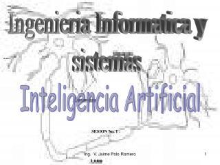 Ing.  V. Jaime Polo Romero