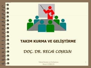 Takim Kurma ve Gelistirme        Recai COSKUN