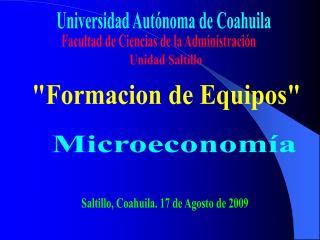 Universidad Aut noma de Coahuila