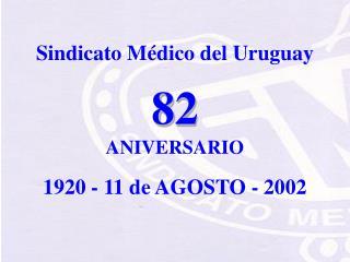 Sindicato M dico del Uruguay