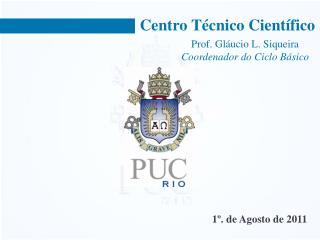 Centro T cnico Cient fico