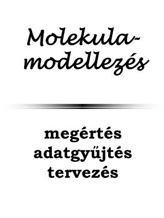 Molekula-modellez s
