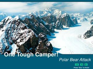 One Tough Camper
