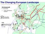 The Changing European Landscape