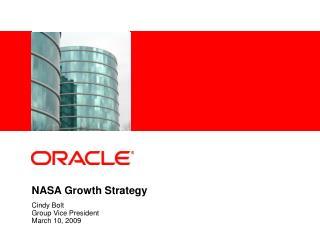 NASA Growth Strategy
