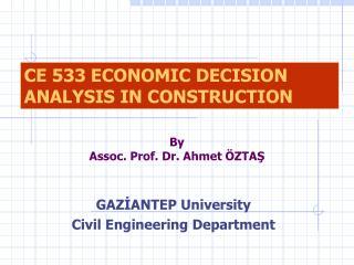 By Assoc. Prof. Dr. Ahmet  ZTAS