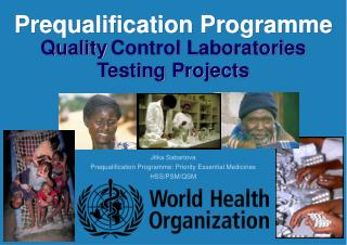 Prequalification Programme