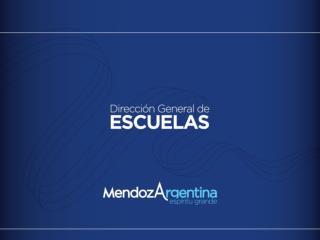 POL TICAS EDUCATIVAS DE LA DIRECCI N GENERAL DE ESCUELAS 2012   2015
