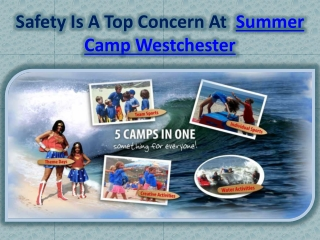 Summer Camps Westchester
