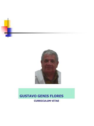 GUSTAVO GENIS FLORES
