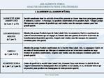LES ALIMENTS TERRA: ANALYSE DES ORIENTATIONS STRAT GIQUES