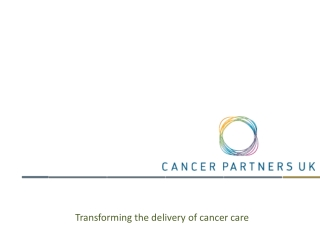 Cancer Partners UK