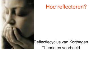 Hoe reflecteren